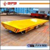 10t de elektrische Aanhangwagen van de Behandeling die in de Fabriek van het Staal op Spoor (kpj-10T) wordt toegepast