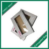 Коробка конца вытачки пакета цветастого печатание складная бумажная с окном
