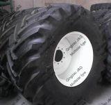 Landwirtschaftlicher Reifen 30.5L-32 mit Rad-Dw27X32 Felge für Geleitboot-Sortierfach-Korn-Karre
