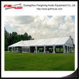 Outdoor Transparent tente pour fête de mariage utilisé