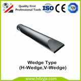 Soosan Sb81 hydraulische Unterbrecher-Teil-Meißel für 140mm Durchmesser-Unterbrecher-Hammer