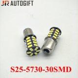 Car-Styling 30 LED 5630 5730 S25 voiture ampoules de clignotants