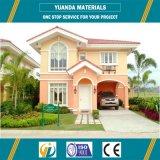 2016 Fuerte y barato que hace espuma de hormigón prefabricado Casa y Villa