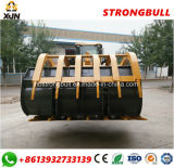 Chargeur frontal 3 Ton Matériel de construction routière Chargeuse sur pneus Zl36