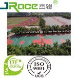 Colorido pista de deportes duro suelo de la cubierta Pista de tenis de deporte al aire libre pisos de superficie