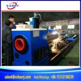 Plasma chinês do CNC de 3 linhas centrais que corta a máquina de chanfradura da estaca automática da interseção da tubulação