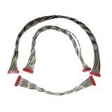 OEM/ODM Flachkabel, flaches Band-Kabel, flaches Regenbogen-Kabel