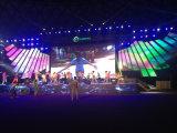 Écran de location extérieur de l'Afficheur LED P6.25 pour des événements