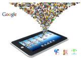 "7 "" 1.7 Android Tablet PC Webcam, WiFi, concentrateur USB / Internet ADSL"