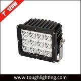 Alta potencia de 12V-60V 7pulgadas 120W LED CREE Trabajos pesados lámparas
