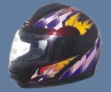 De Helm van de motor (111-zwarte)