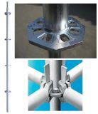 Système en acier d'échafaudage d'anneau de tube