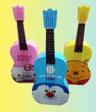 Energien-Gitarren-Handy-Energien-Bank der Karikatur-3000mAh bewegliche