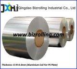 Bobine de la plaque en aluminium pour PS (1060 - H18) CTP CTCP