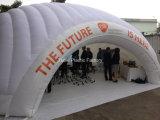 Einzelhandelsgeschäft-Entwurfs-aufblasbares Luftblasen-Zelt mit dem Bekanntmachen des Geräts (RC-744)