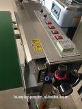 Frq-980c bande continue d'étanchéité avec du gaz de remplissage de la machine