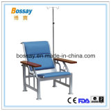 Cadeira de infusão de mobiliário hospitalar barata