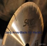 Cuchillas de diamante para marmol granito piedra caliza (SG-042)