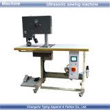 Het ultrasone Draadloze Naaien, het In reliëf maken, de Machine van het Lassen