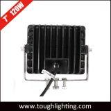 De LEIDENE van de hoge Macht 12V-60V 7inch 120W CREE Op zwaar werk berekende Lampen van het Werk