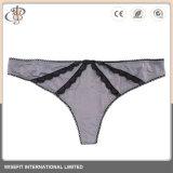 Personalizar las mujeres hermosas Panty Sexy lencería de encaje