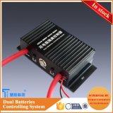 Het dubbele Controlemechanisme van de Isolatie van de Batterij 100A 24V voor Lead-Acid en Batterij van het Lithium