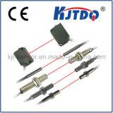 De aangepaste M6 Optische Sensor van de Straal van de Fotocel van de Vezel Infrarode met PNP Nr
