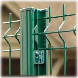 3D pvc Wire Mesh Fencing