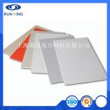 Hoja coloreada ULTRAVIOLETA de la fibra de vidrio 2m m FRP de China