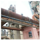 печь цемента 300-100t роторная, роторная печь для производить цемент
