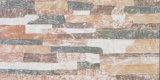 300x600mm cerámica azulejos de pared exterior de ladrillo de aspecto externo de tejas