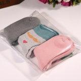 Kundenspezifischer Größen-und Firmenzeichen-freier Shirt-Verpackungs-Beutel-transparenter Beutel