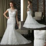 Abito di Dress&Wedding della sirena & vestiti Wedding nuziali (Angela-142)