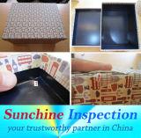 Produkt-Inspektion in China/im Pre-Shipmentinspektion-Service/in hohem Grade - gekennzeichnete Prüfer