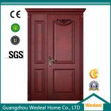 Твердая нутряная деревянная дверь для гостиницы/виллы/селитебного проекта