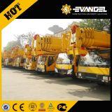 50 톤 중국 기중기 Xcm 트럭에 의하여 거치되는 기중기 Qy50k