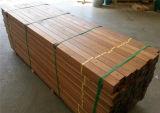 Cubiertas de madera al aire libre de Merbau de la resistencia del clima húmedo y seco