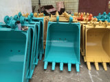 掘削機はバケツでくみ(CAT 320 0.9m3 1.0m3の頑丈な石を提供する)