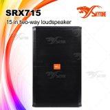 Audio del neodimio di alta qualità Srx715 PRO