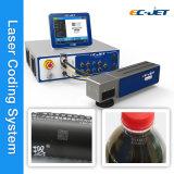 Não impressora de laser da fibra do contato com velocidade elevada da marcação (EC-laser)