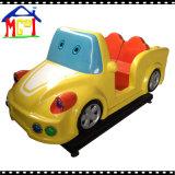 Kiddie Ride de trineo de la Navidad del coche de Santa