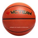 Auténtico cuero pu pelota de baloncesto de tamaño oficial 7