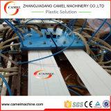 El panel de techo doble del PVC de la cavidad que hace la cavidad máquina/dos