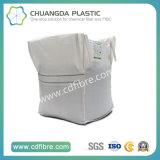 Ceinture à manches Super Sack U Panneau FIBC Container Bag Facile à monter sur le chariot élévateur Transport
