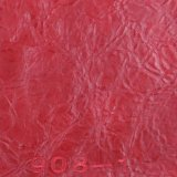 Qualité assurée Anti-Mildew canapé en cuir synthétique en PVC (908#)