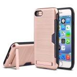 iPhone 7のクレジットカード袋のための最新の携帯電話の箱