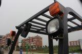 carrello elevatore di 1.5-2.0ton LPG/Petrol/Gasoline con 3m albero di vista delle 2 fasi e motore larghi K21 dei Nissan