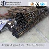 Ss330 Carbon Round Black Tubo de aço recozido