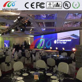 P2.9, P3.9, P4.8 Pantalla LED De Interior Rental 파라 Eventos