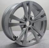 Колесо алюминиевого сплава 15 дюймов серебряное для автомобиля